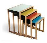 Josef Albers, Nesting Tables