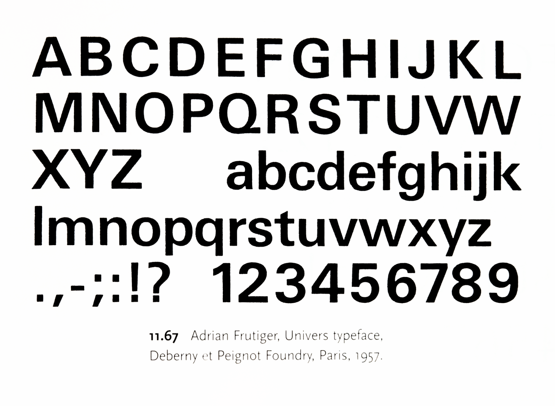 Univers typeface free mac