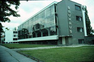 Walter Gropius, Bauhaus of Dessau