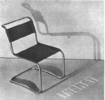 Marcel Breuer, Tubular Metal Chair