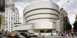 Frank Lloyd Wright, The Guggenheim Museum