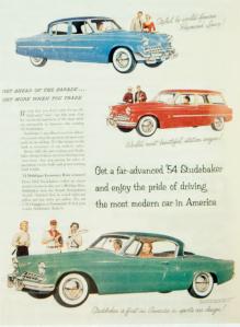 Studebaker Ad