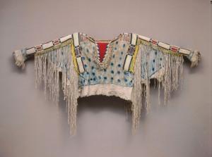 1850 Niimiipu (Nez Perce) man's shirt