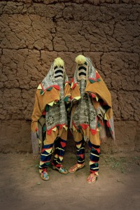 Leonce Raphael Agbodjelou, Untitled, Egungun Series