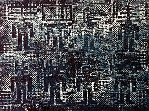 Joe Feddersen print